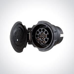 Adapter za spajanje kuke za vuču 7-polni na 13-pol