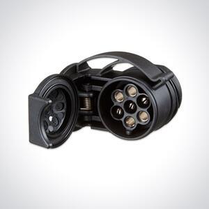 Adapter za spajanje kuke za vuču 13-polni na 7-pol