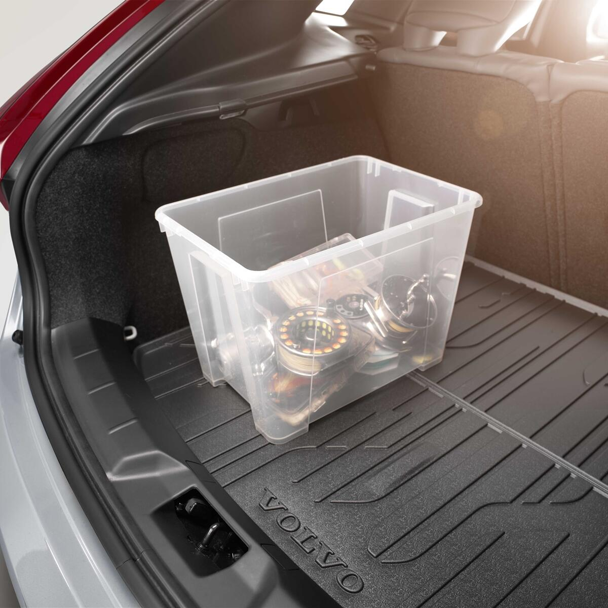 Gumena zaštita za pod prtljažnika