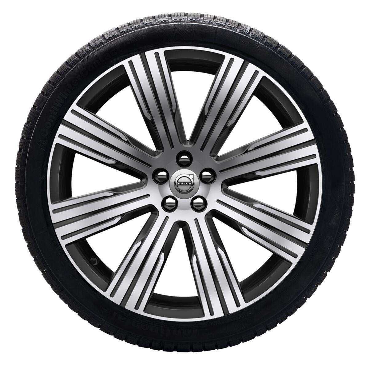 "Komplet zimskih koles:  53,34cm (21""), pnevmatike Nokian"