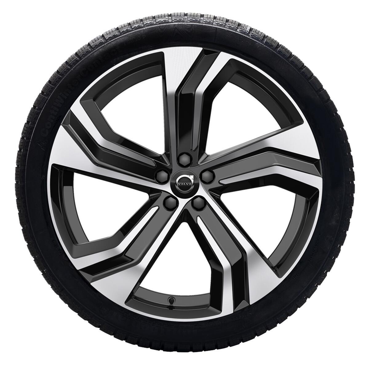 """Komplet zimskih koles:  55,88 cm (22""""), pnevmatike Pirelli"""