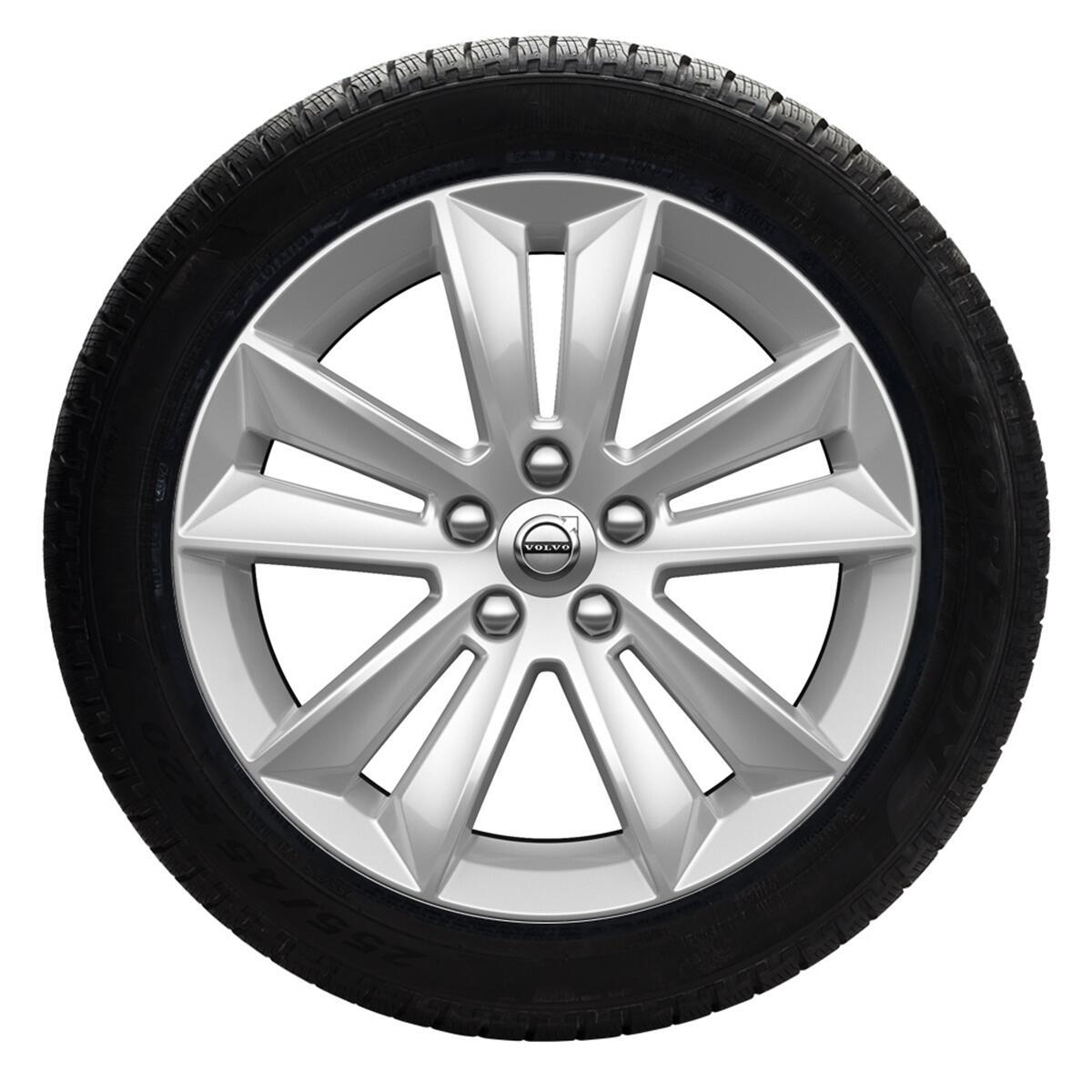 """Komplet zimskih kotača:  17"""", gume Nokian"""