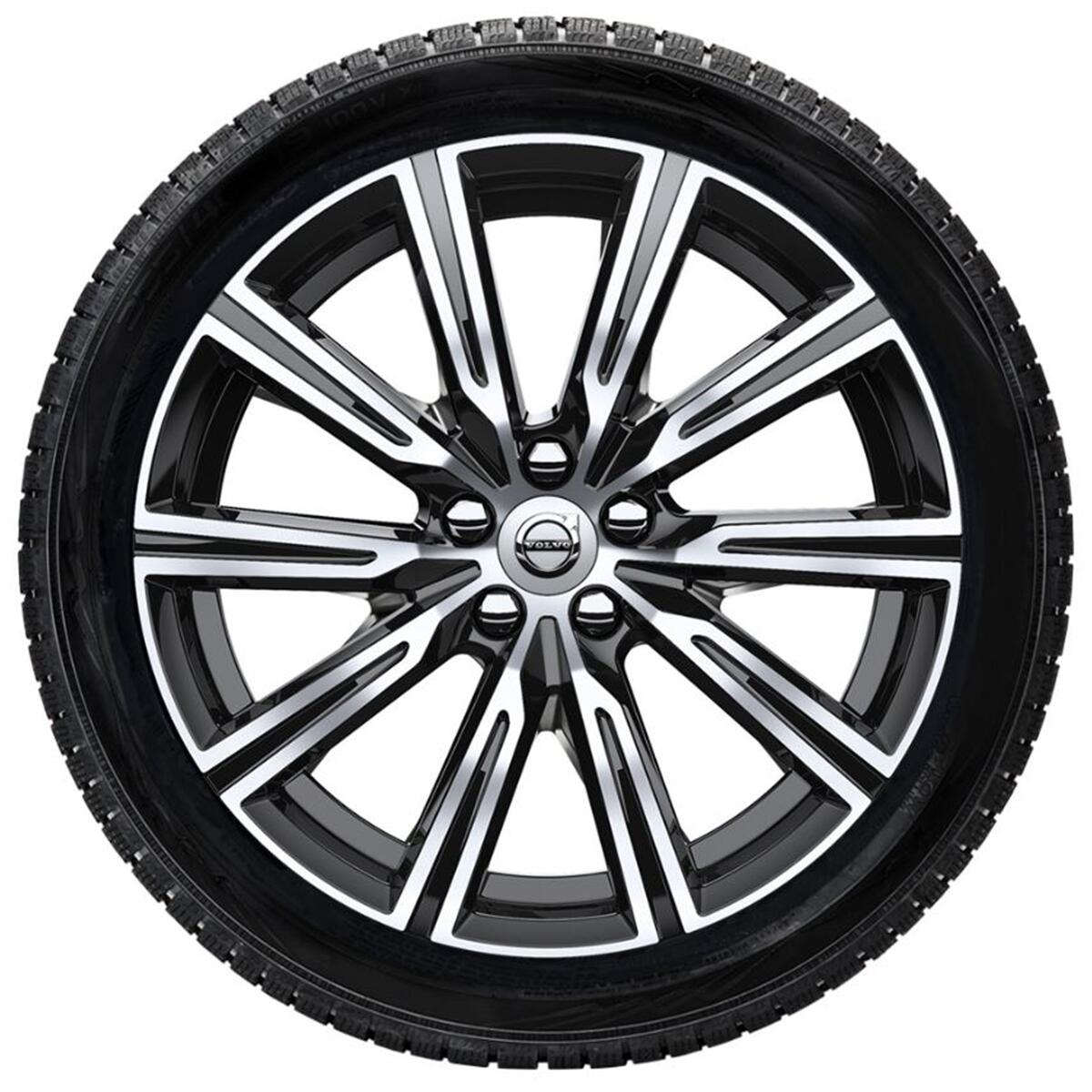 komplet zimskih točkova: 19'', gume Pirelli