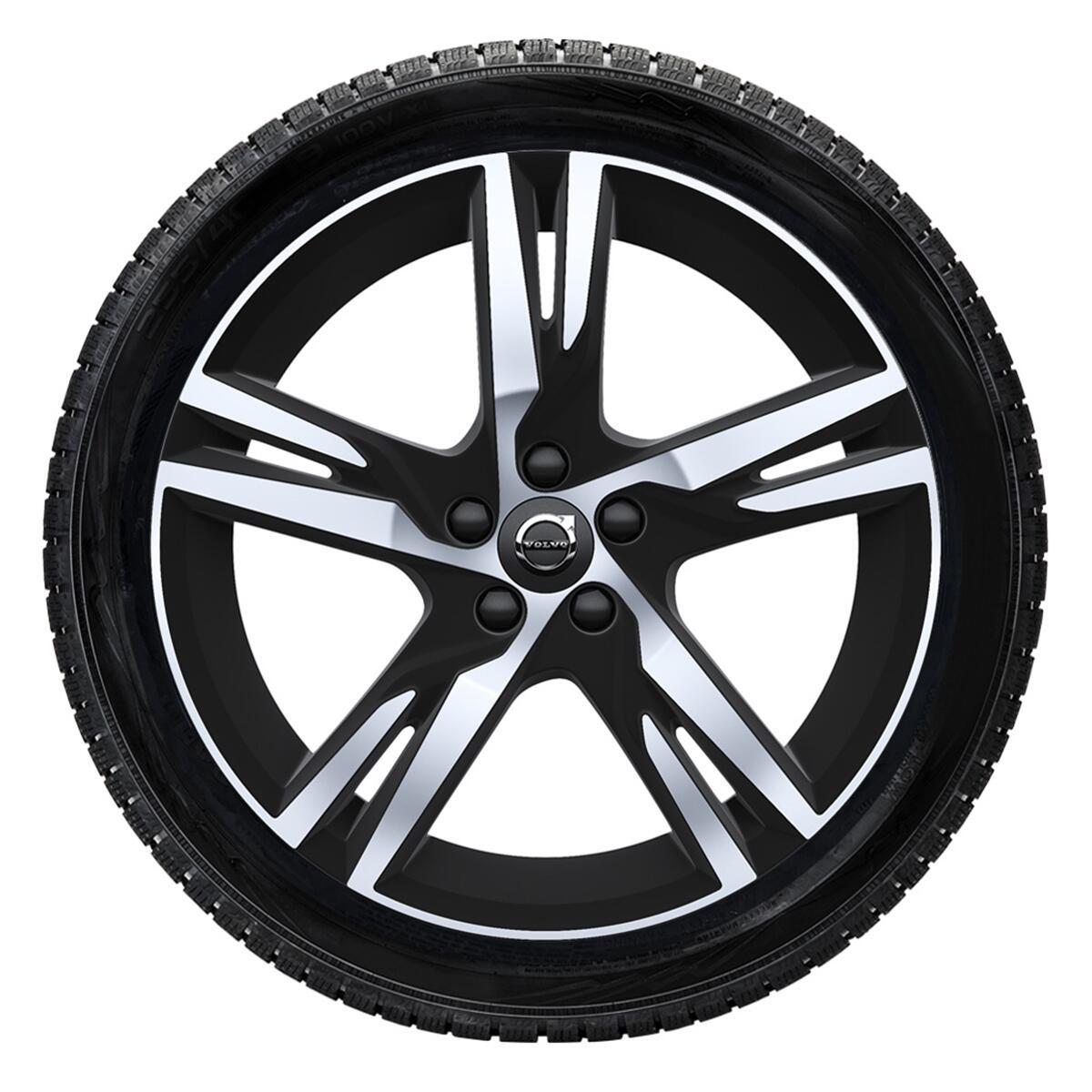 Komplet zimskih koles: 48,26 cm (19''), pnevmatike Continental