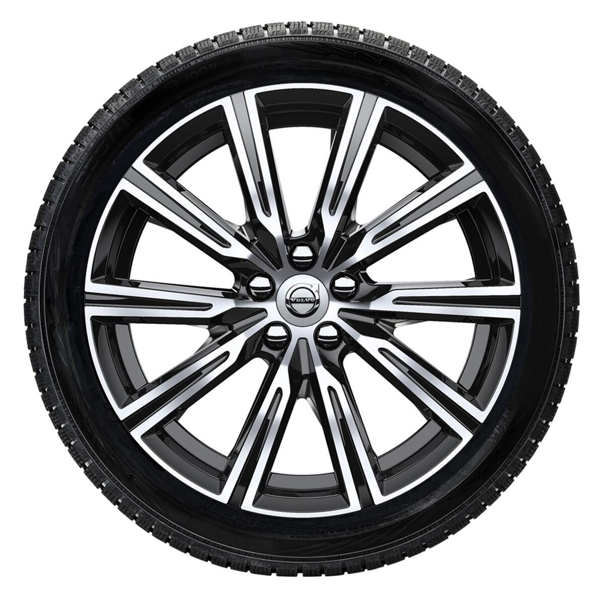Komplet zimskih koles: 48,26 cm (19''), pnevmatike Michelin
