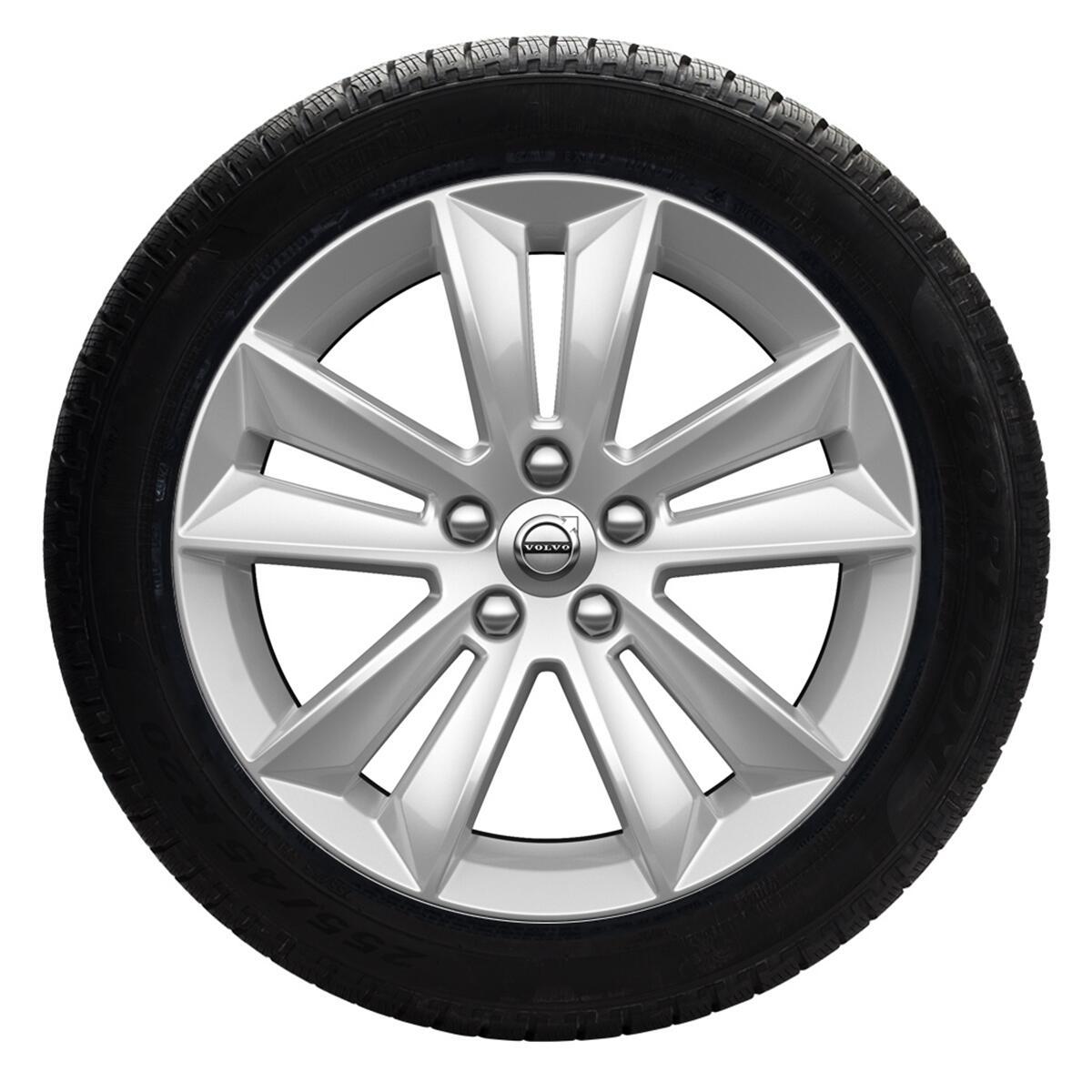 """Komplet zimskih kotača:  17"""", gume Pirelli"""