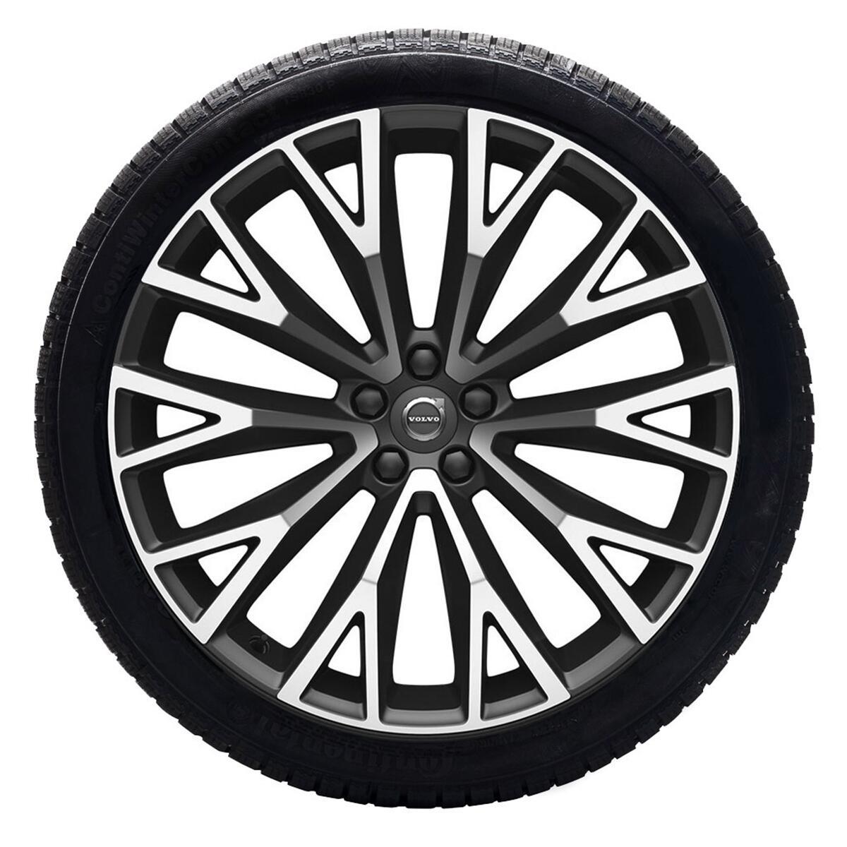 """komplet zimskih kotača: 22"""", gume Pirelli"""
