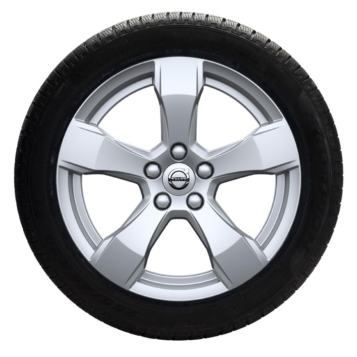"""komplet zimskih kotača:  17"""", gume Continental"""