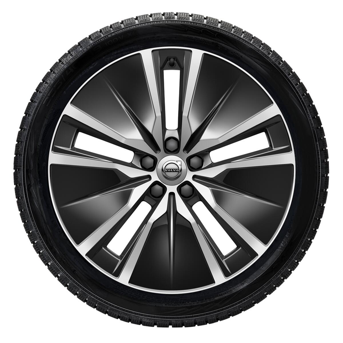 Komplet zimskih kotača: 235/55 R19 gume Continental