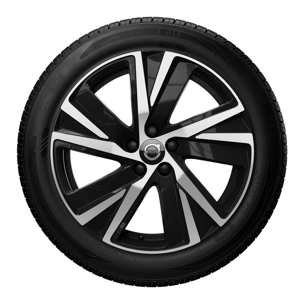 """Komplet zimskih kotača: 19"""". gume Continental"""