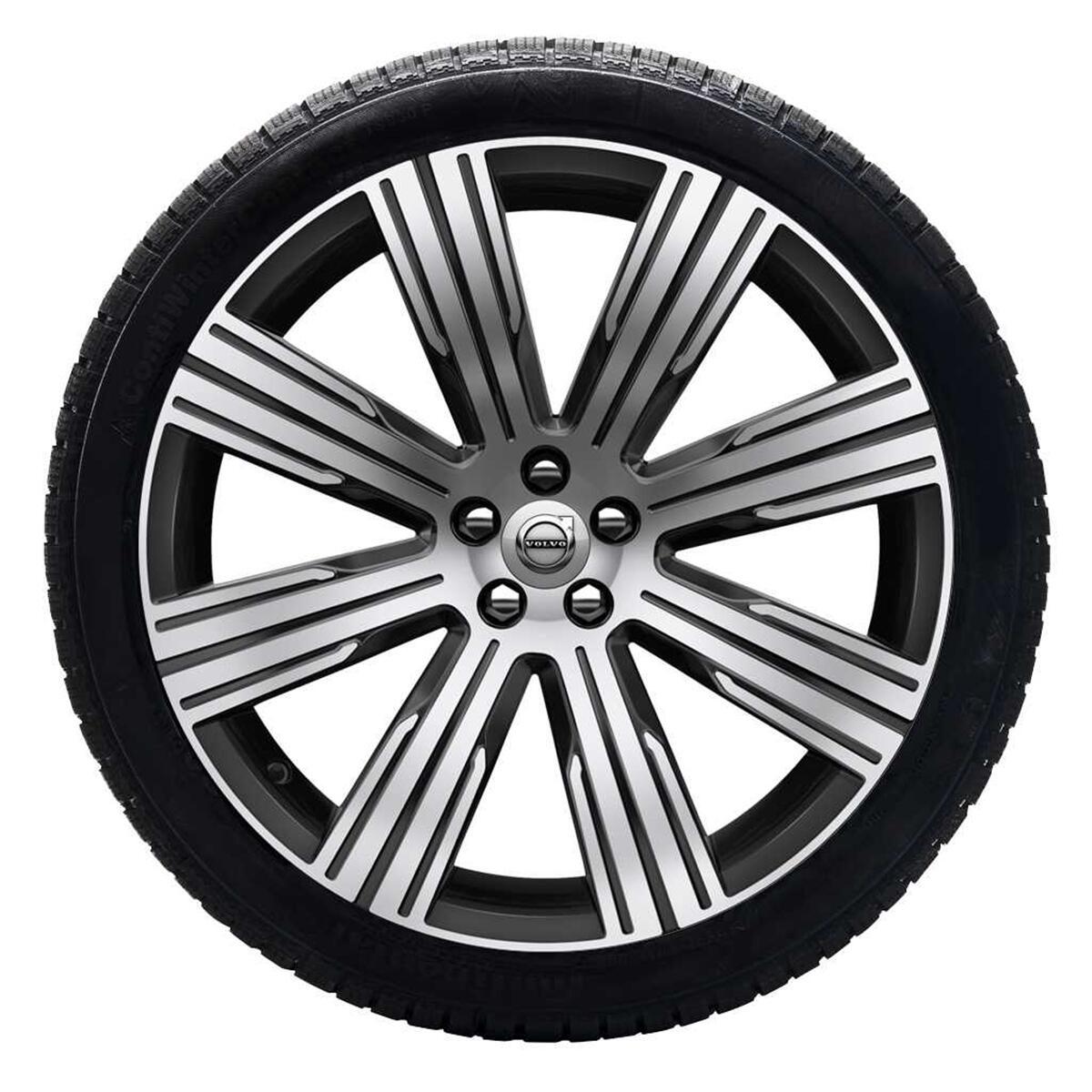 """Komplet zimskih kotača: 20"""". gume Continental"""