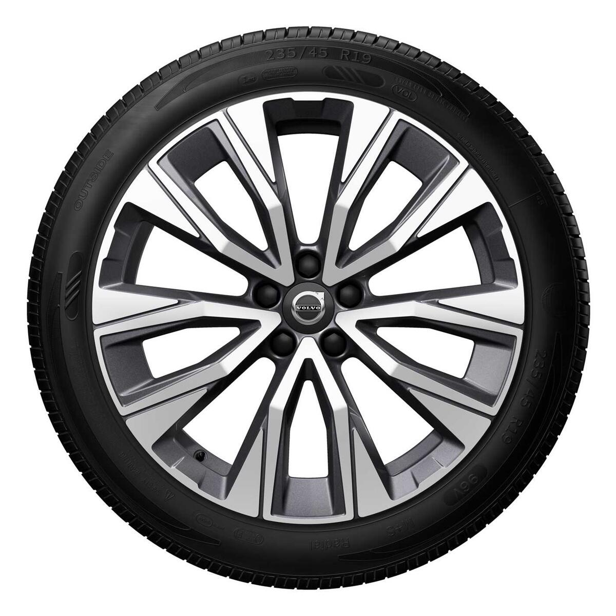 Komplet zimskih točkova: 19'', pneumatici Pirelli