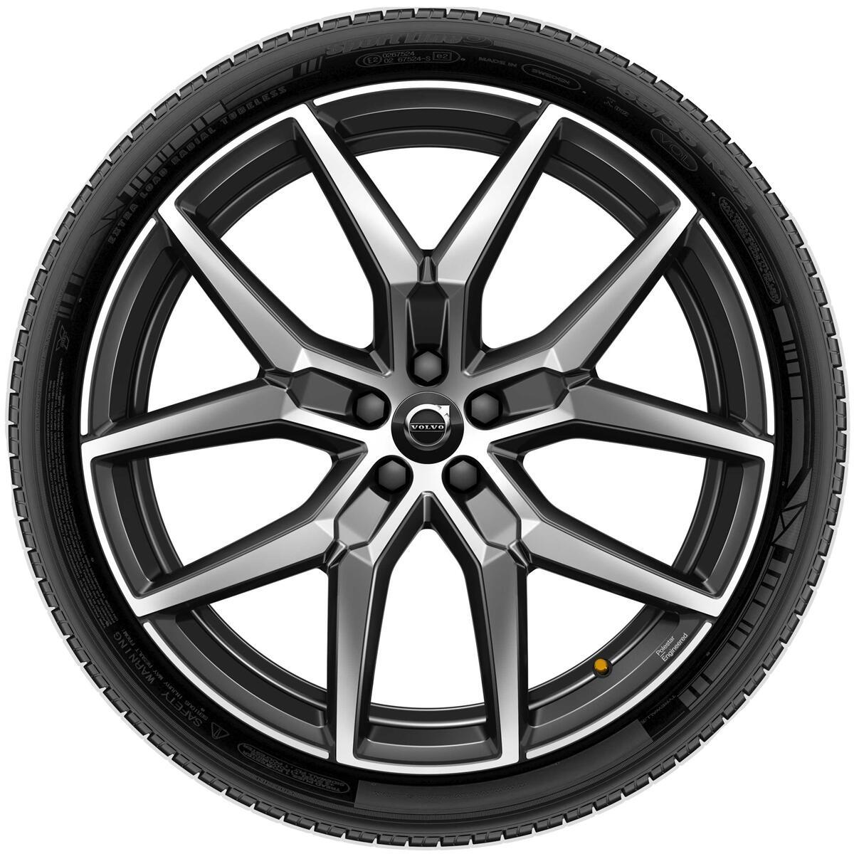 """komplet zimskih kotača: 21"""", gume Nokian"""
