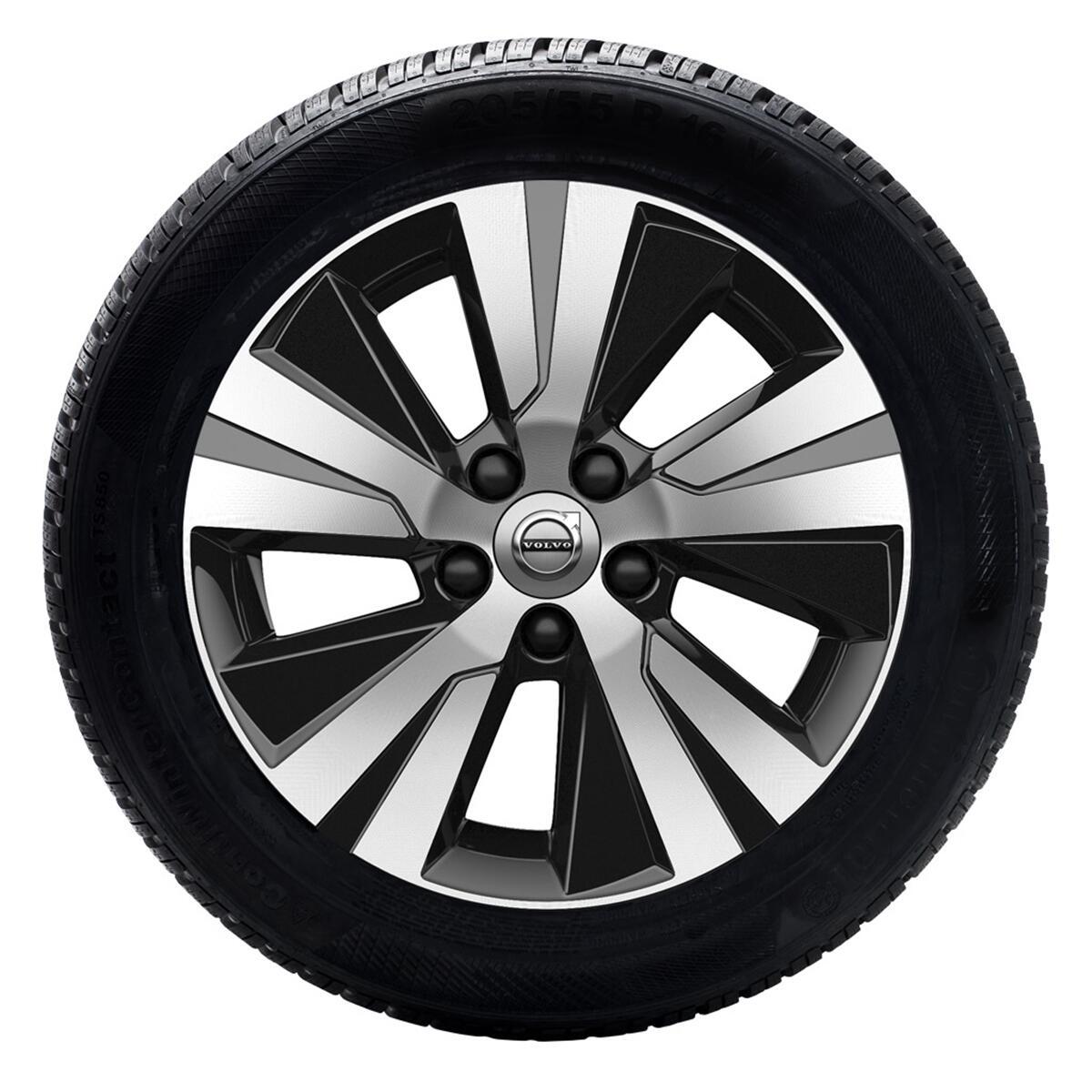 Komplet zimskih kotača:   16'', gume Michelin