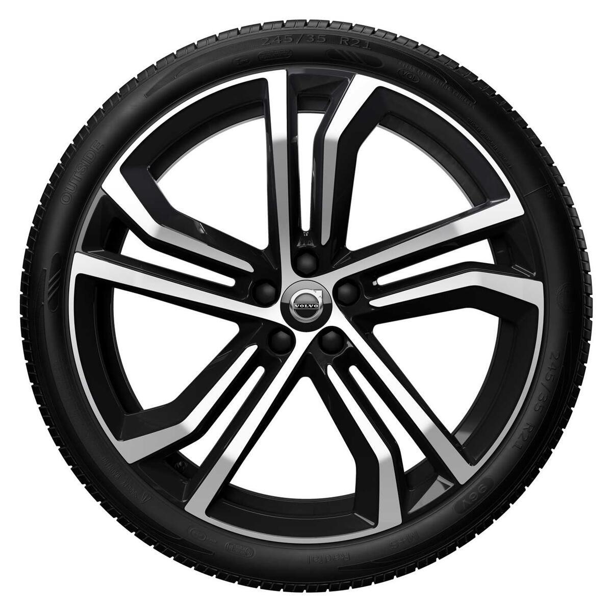 """Komplet zimskih koles: 50,08 cm (20""""), pnevmatike Pirelli"""