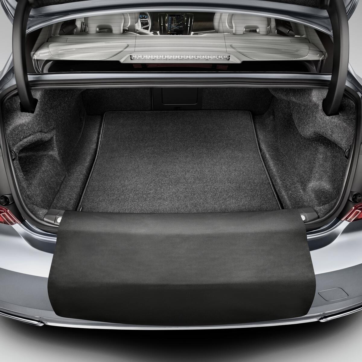 Gumena zaštita za pod prtljažnika, crna