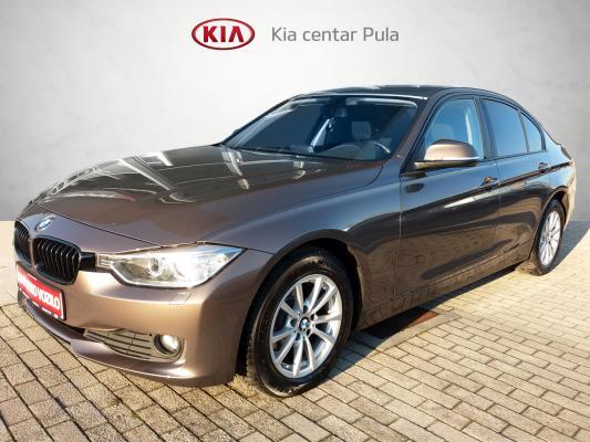 BMW Serija 3 318 D, HR AUTO, AUTOMATIK