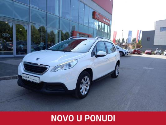 Peugeot 2008 1.2,SERVISNA,HRV.PORIJEKLO, DO 2 GODINE JAMSTVA